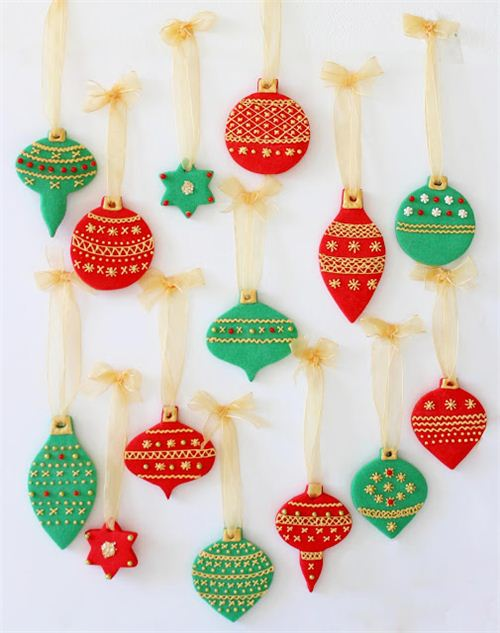 Christmas cookies can also be a great decoration for your Christmas tree