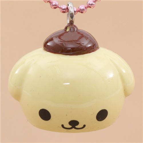 cute small Pompompurin charm for cellphone