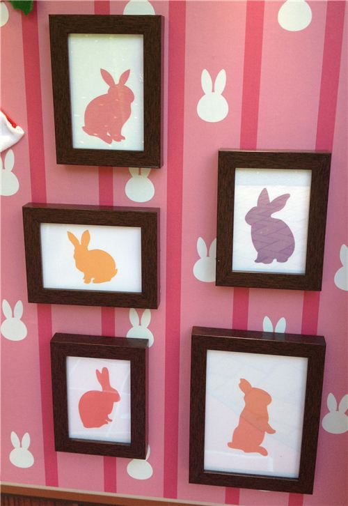We loved the wall decoration, so kawaii