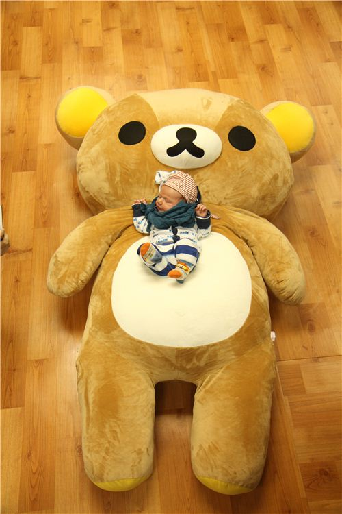 Baby on Board with Rilakkuma 2