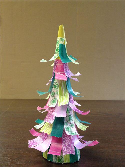 It really looks like a tiny Christmas tree