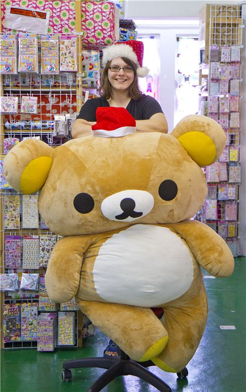 Bianca and Rilakkuma came up with some kawaii Christmas gift ideas