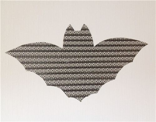 bat Washi decoration