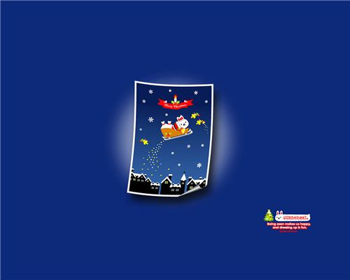 Usacolle Christmas wallpapers