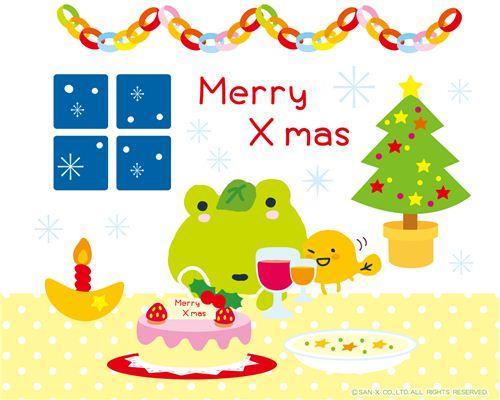 Saitakero Christmas wallpaper by San-X