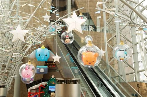 Check out these decorations!