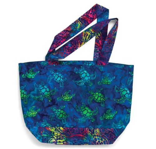 We are in love with this reversible tote bag! Get the free pattern for it!