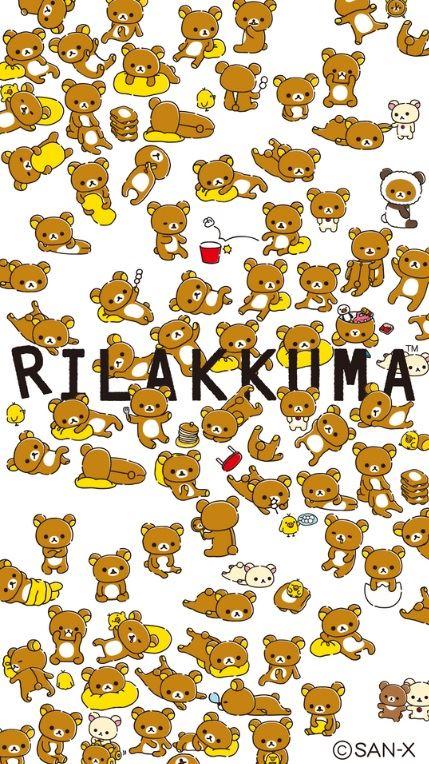 Lots and lots of Rilakkumas!