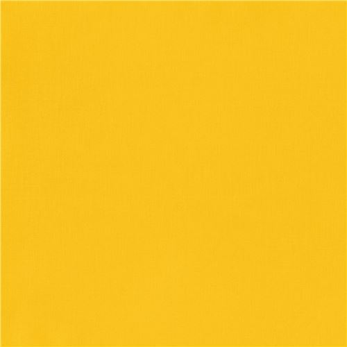 marigold Corn Yellow Kona fabric Robert Kaufman USA