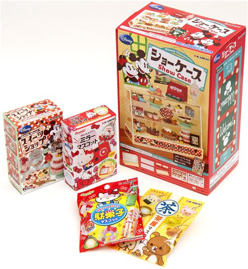New Re-Ments in our shop: 3 box sets and 2 blind packets