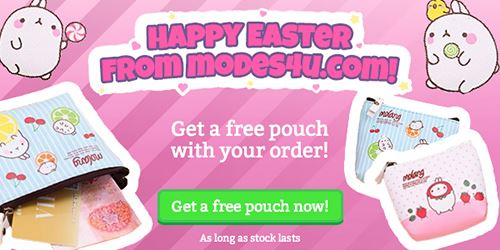 Get a FREE Easter gift before they're all gone!!