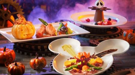 What creative food designs!