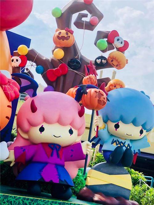 Halloween at Ocean Park is so much fun! Image courtesy of Ocean Park, Hong Kong
