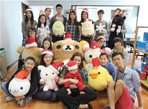 The whole modes4u team and all office mascots wish you a Happy New Year