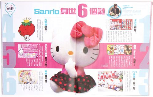 A brief Sanrio history - Hello Kitty made them famous