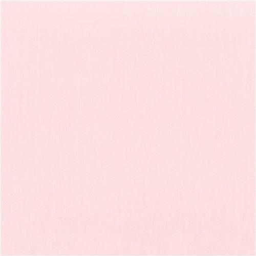Ballet Slipper pale pink solid Kona fabric Robert Kaufman USA