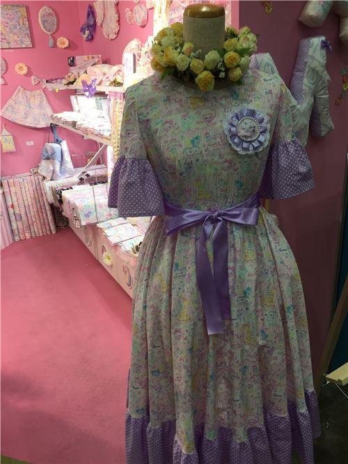 What a cute dress!