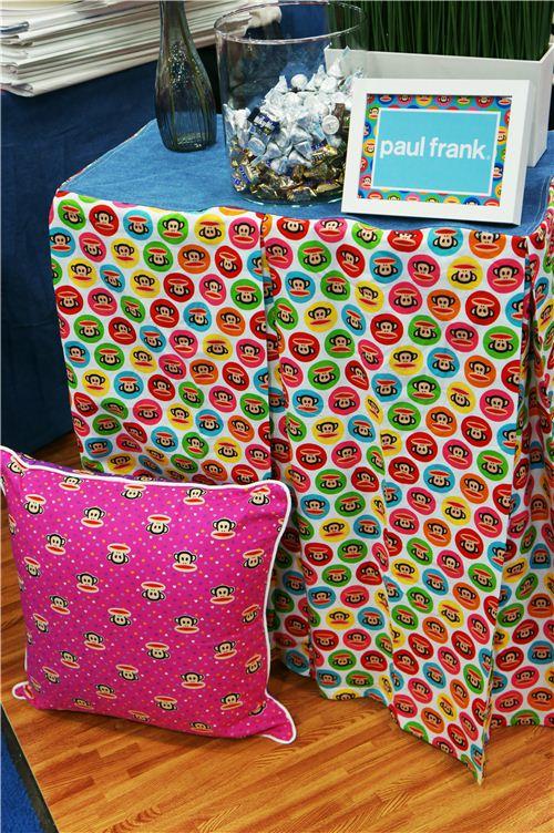 Super cool Paul Frank fabric