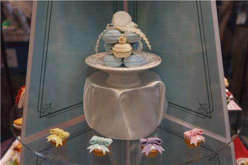 Wedding themed clay macaroons