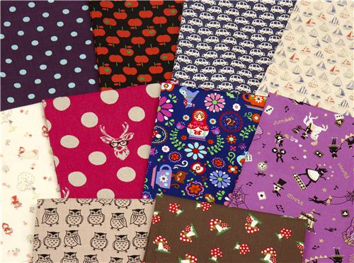Win our Japanese fabrics on the Sew Beautiful Magazine blog