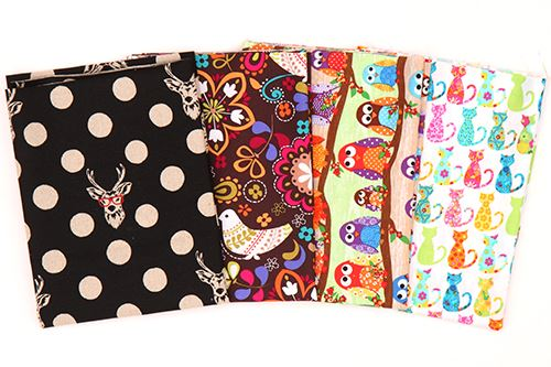 Join our Fabric Bundle Giveaway with Sew Magazine now!