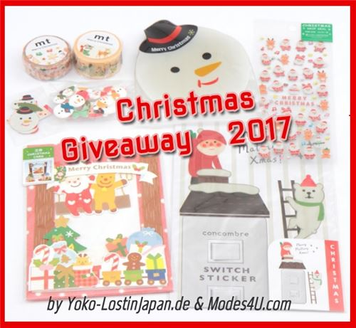 Join our Giveaway with Lost in Japan!