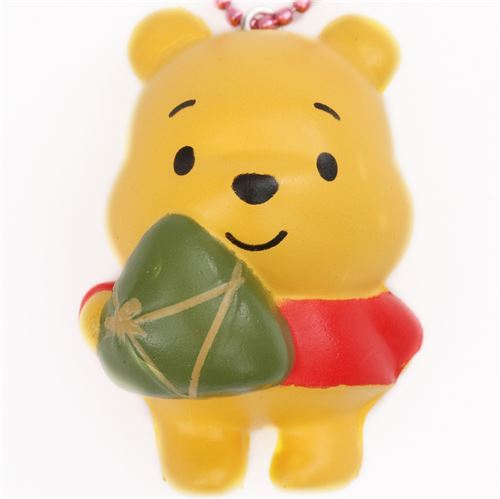 cute Disney Winnie the Pooh Bear animal scented squishy