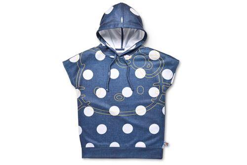 Hello Kitty polka dot hoodie