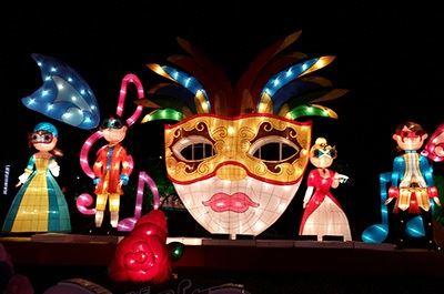 These lanterns are so elaborate! Image courtesy of China Highlights