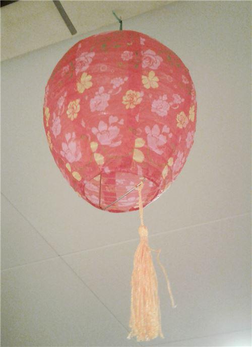 A super kawaii lantern!