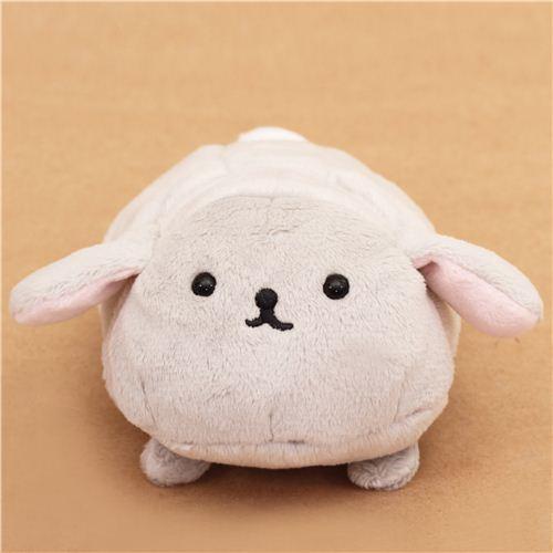 funny Mofutans small grey mochi bunny San-X plushie
