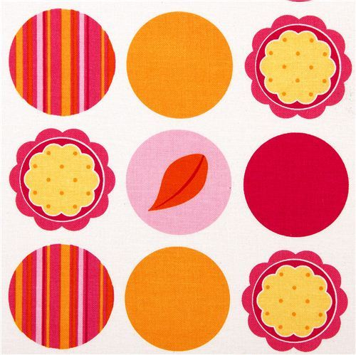 Michael Miller fabric Mod Dots by Patty Young
