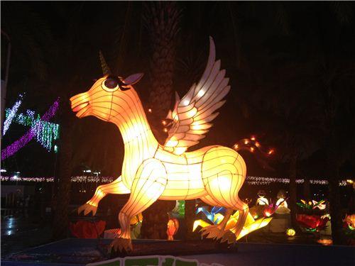 unicorn lantern