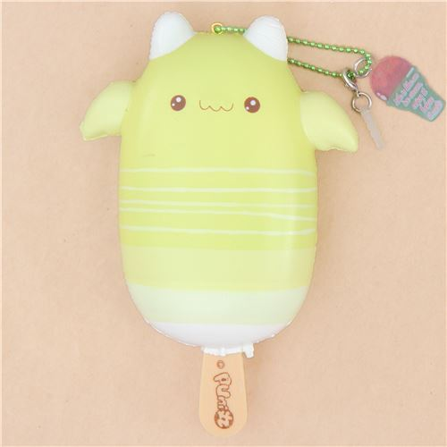 scented dragon ice pop squishy by Puni Maru