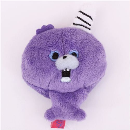 mini Zombbit purple zombie rabbit plush toy San-X Japan
