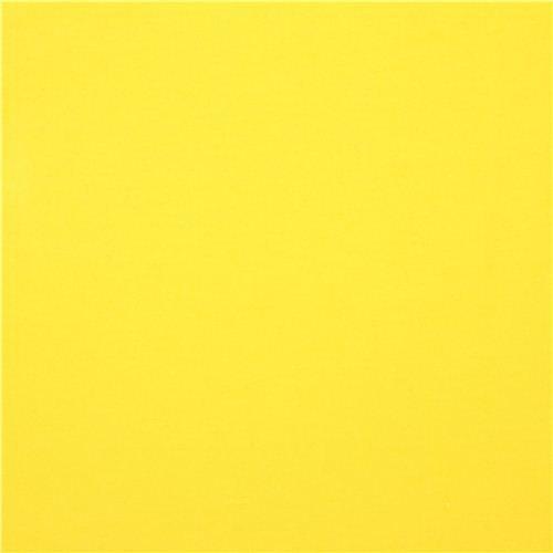 solid citrus yellow Robert Kaufman knit fabric