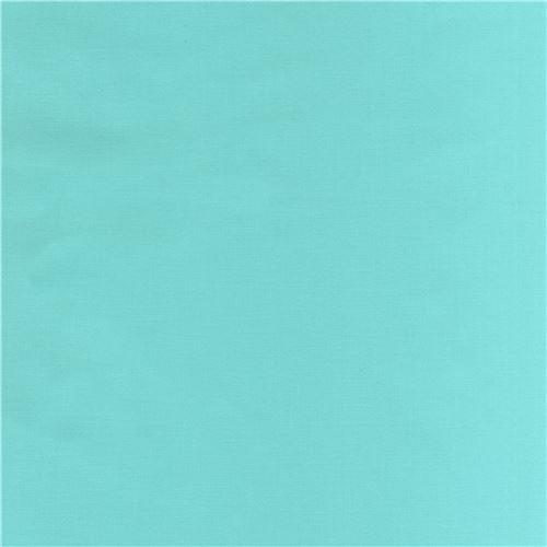 blue laminate fabric by Robert Kaufman Kona Cotton Slicker