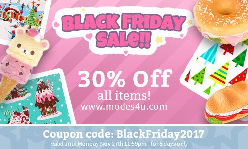 Our Black Friday SALE starts NOW!!