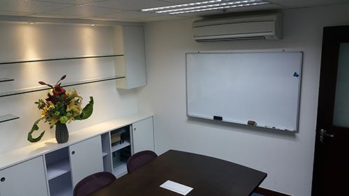 Our conference room