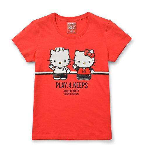Sporty Hello Kitty and Dear Daniel T-Shirt