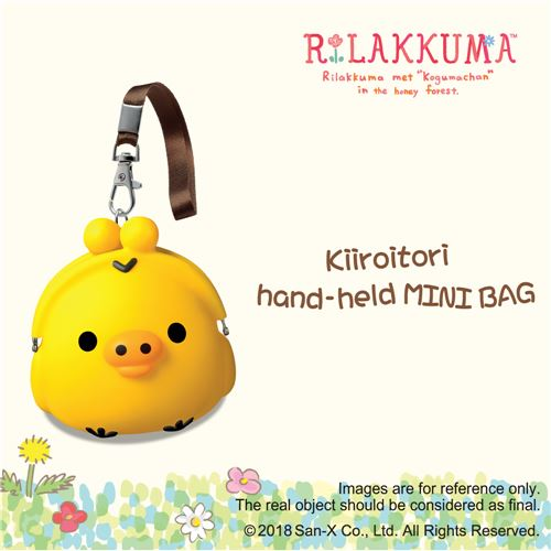 This Kiiroitori bag is adorable. Image courtesy of 7-Eleven