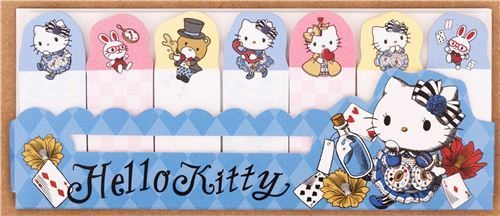 Hello Kitty fairy tale index stickers bookmark stickers