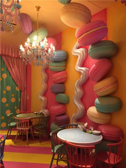 Those are the biggest macarons we've ever seen
