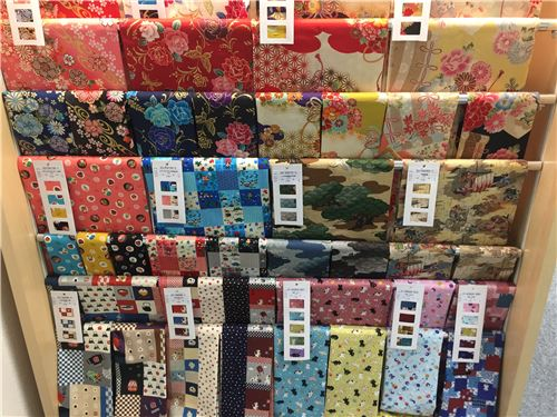 Floral and pattern fabrics
