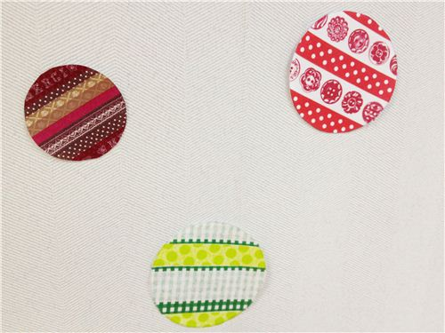 We're crafting a Washi Christmas Tree 5