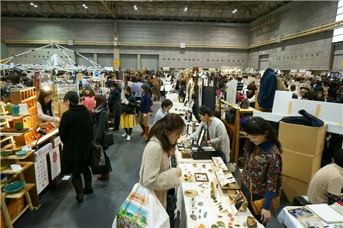 The attendees loved the various displays