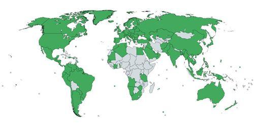 modeS4u on a world map!