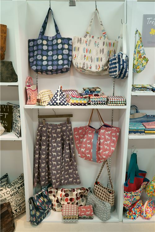 What items do you like to make with fabrics?