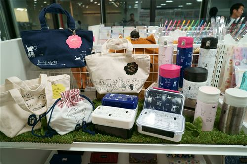Bags and bento items