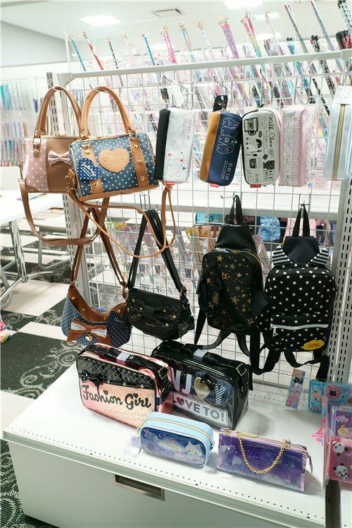 Useful handbags!